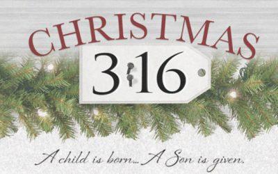 Christmas 3:16