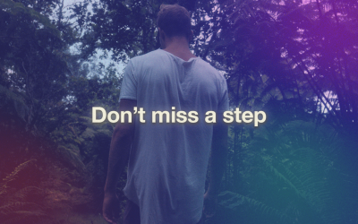 Don't Miss A Step